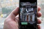 Разговор по мобильному телефону