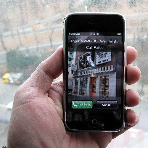 сотовый телефон iPhone
