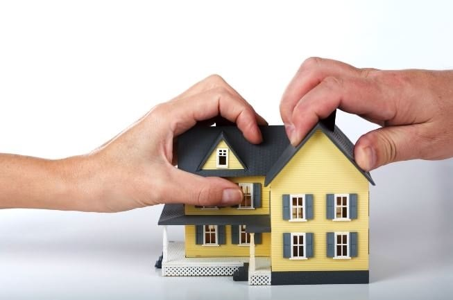 раздел ипотеки при разводе варианты